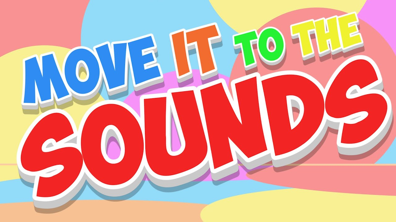 Move it to the Sounds | Dance Song for Kids | Brain Breaks | Jack Hartmann| Creative Expression