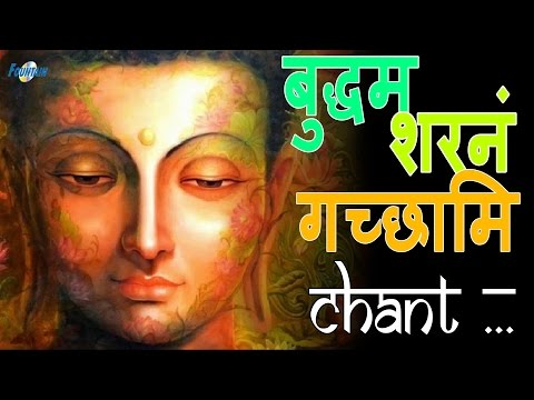 Buddham Saranam Gacchami Chant Full Song by Usha Mangeshkar | Buddha Mantra For Positive Energy