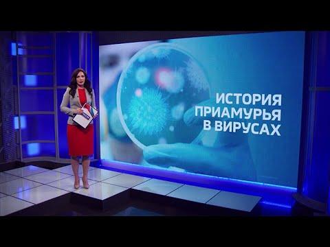 История Приамурья в вирусах