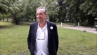 Mode - Interview - Bruno Legeron - Fleuriste plumassier - Festival du chapeau - Château de Cheverny.