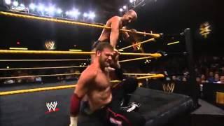 Antonio Cesaro vs Sami Zayn 2 Out 3 Falls Match