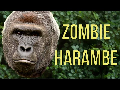 ZOMBIE HARAMBE - OFFICIAL HARAMBE SONG