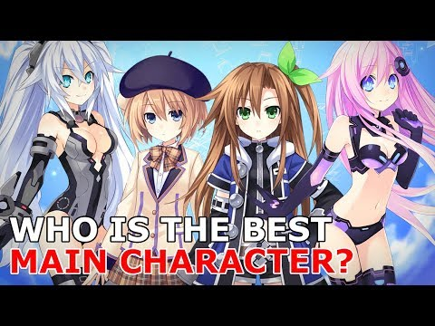 Best Neptunia Protagonist Who Isn't Neptune