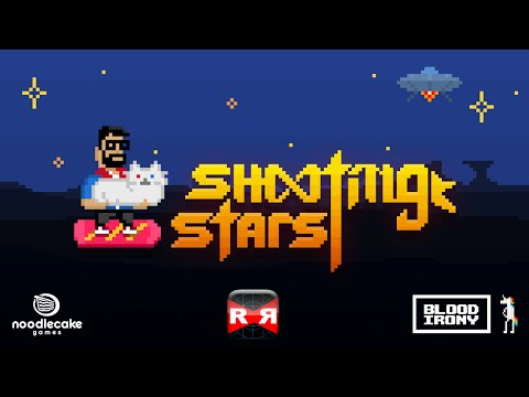Shooting Stars! (By Noodlecake Studios) - iOS / Android - Gameplay Video