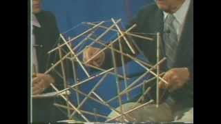 Buckminster Fuller on Tensegrity Structures