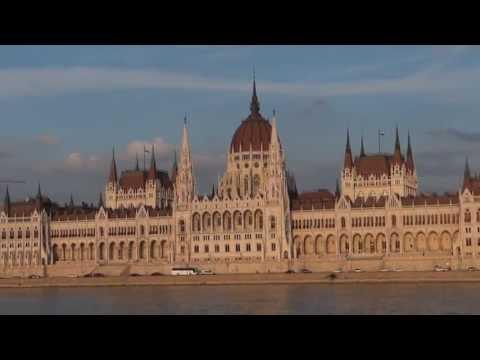Budapest, Hungary - Hungarian Parliament Building HD (2013)