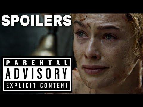 Cersei Lannister's Big Scene Next Season? - Game of Thrones Season 8