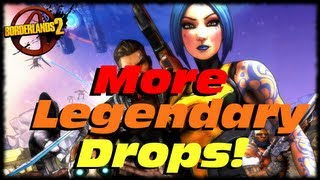 Borderlands 2 Random Legendary Box Drops! I Got Lucky Last Night In Thousand Cuts! (1080p)