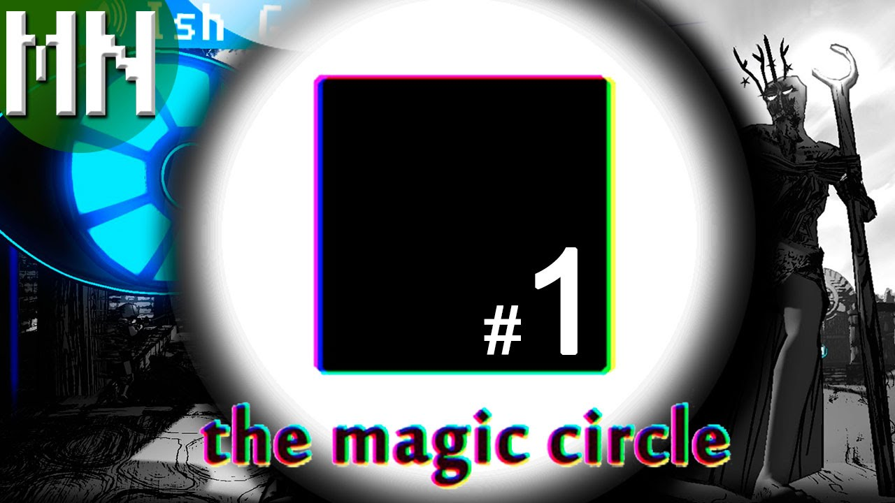 the magic circle A set of n magic circles is a numbering of the intersections of the n circles such that the sum over all intersections is the same constant for all circles the above sets of three and four magic circles have magic constants 14 and 39 (madachy 1979.