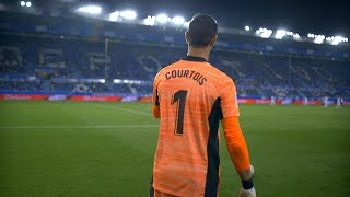 Thibaut Courtois is THE BEST Goalkeeper in the World
