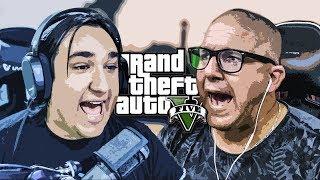 OGROMNA SPIRALA SA TURBOM ! Grand Theft Auto V - Lude Trke w/Cale