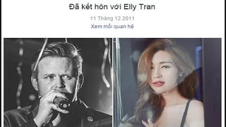 """Lộ diện ảnh """"người chồng tin đồn"""" của Elly Trần - Chồng của Elly Trần là ai?"""