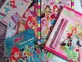WINX CLUB Collection Stickers, Magic Stickers, Books And Lots More!