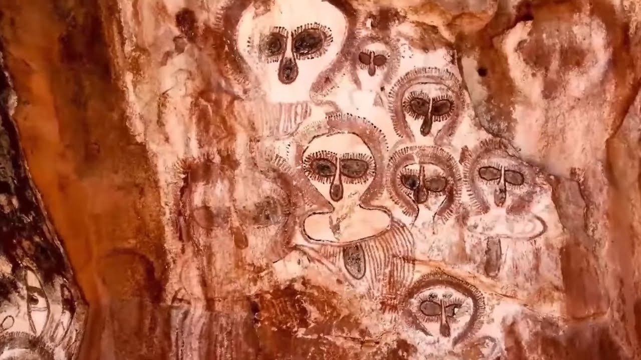 Humanities Ancient Origins  | Earth - The Alien Connection..