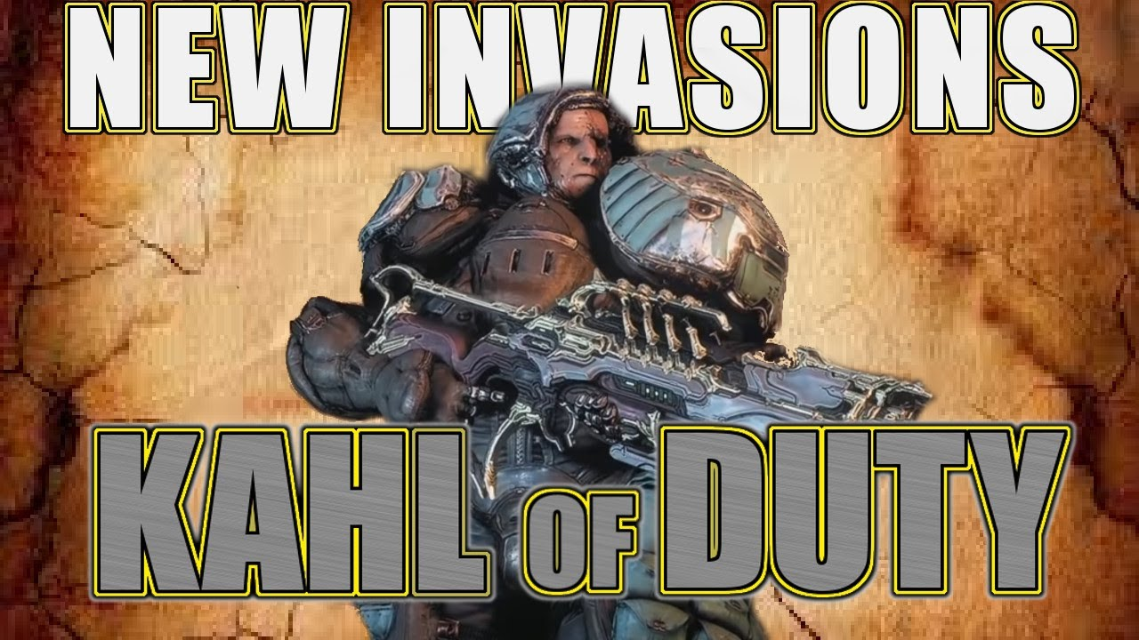 Download New Kahl of Duty Invasions