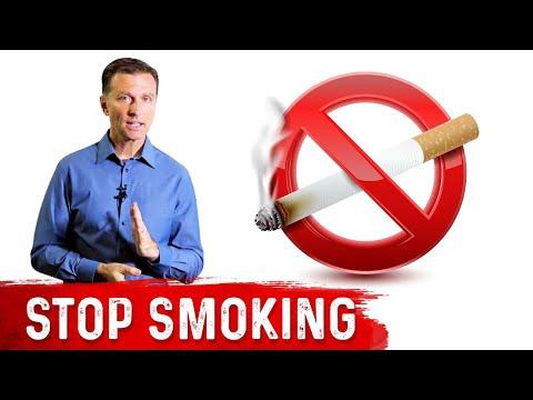 Quick Benefits of Stopping Smoking