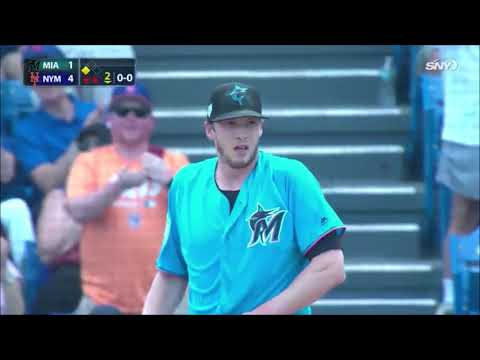 Mets and Marlins (Spring Training Game Recap)