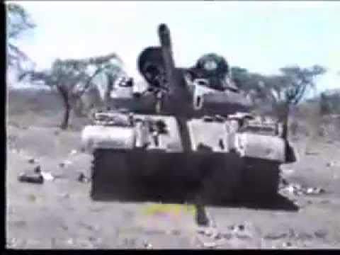 Djibouti and Eritrea-Anxious soldiers on the front lines is it true?