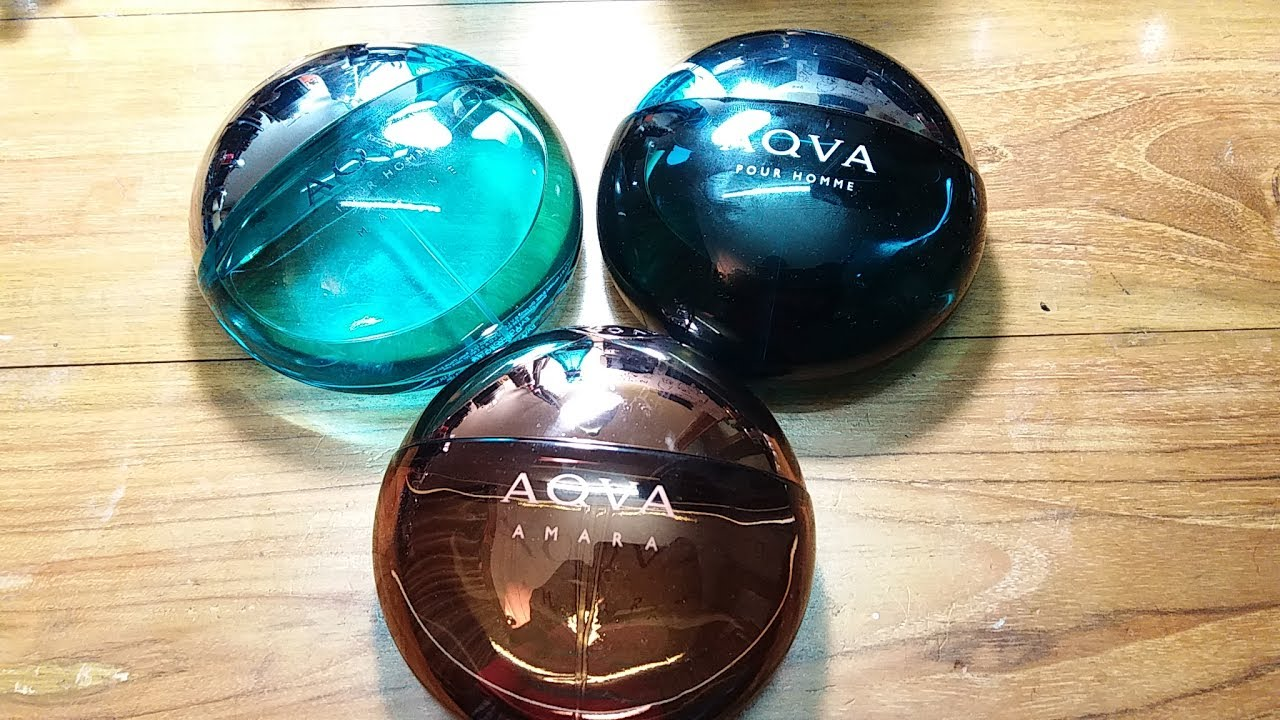 Which Aqva Is The Best From Bvlgari House Youtube Man Edt 100ml