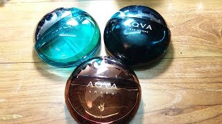 Which Aqva is the best from Bvlgari house?