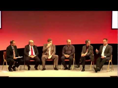 Panel discussion: Industrial Cyber Security