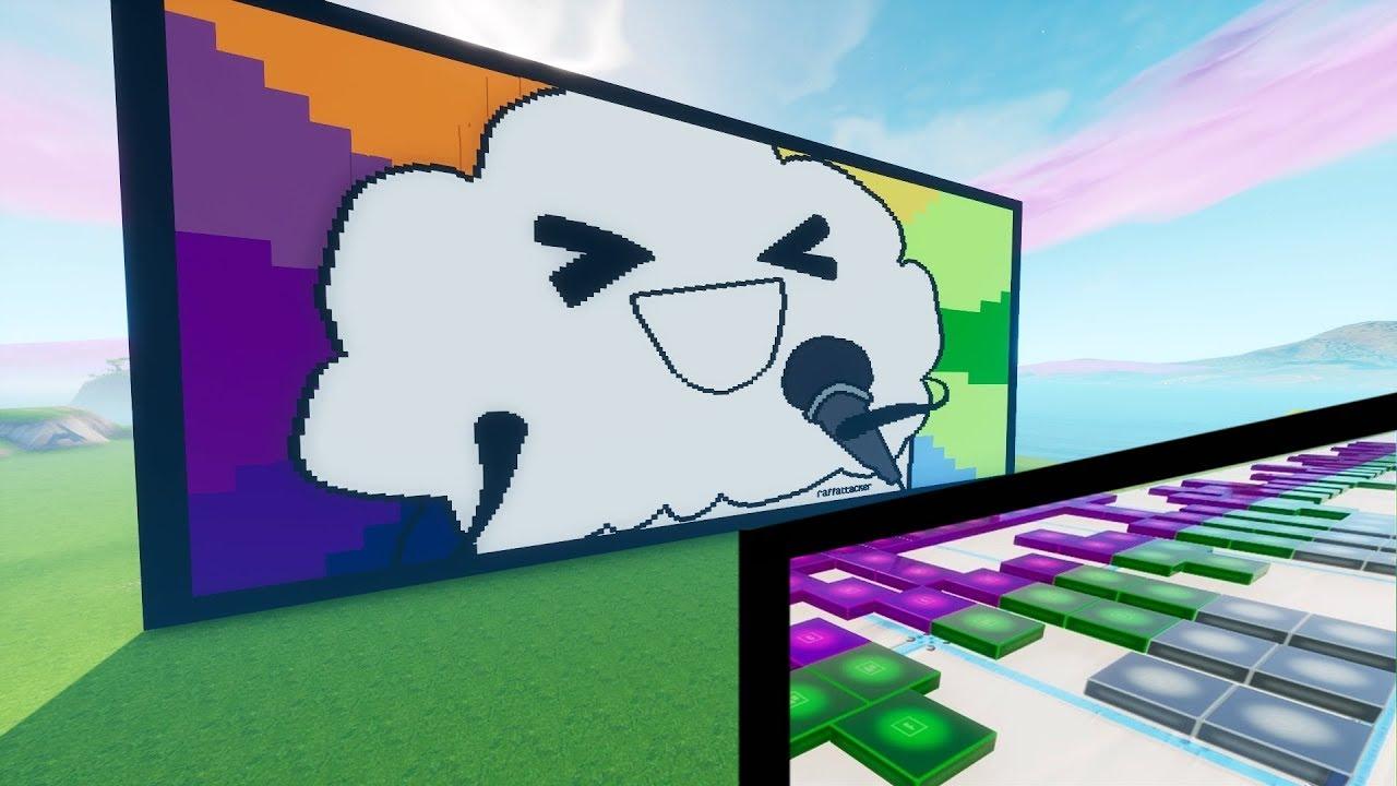 The Muffin Song Fortnite Creative Map Codes Dropnite Com