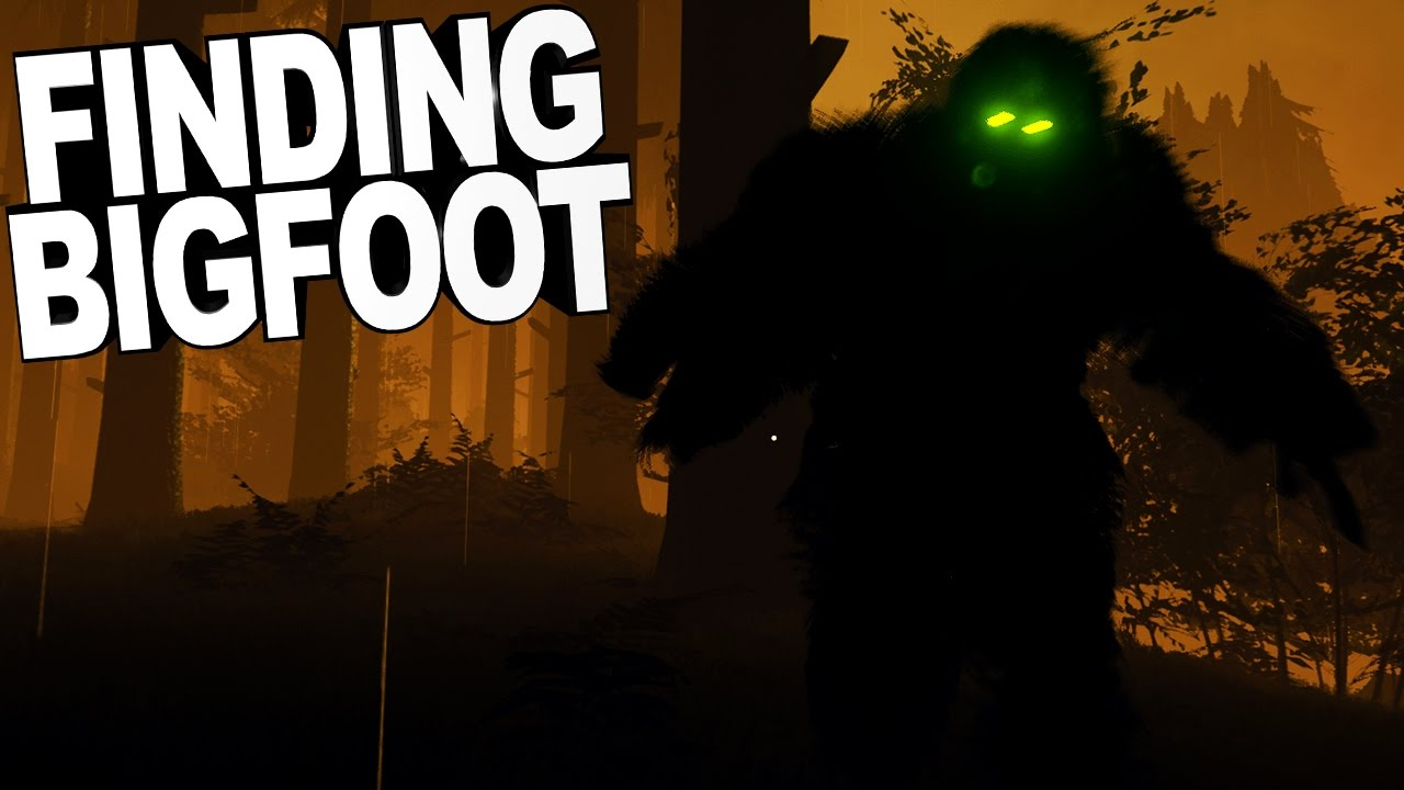Pictures of Finding Bigfoot Game - #rock-cafe