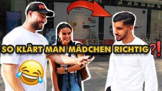 SO KLÄRT MAN MÄDCHEN RICHTIG⁉️🤣| Street Comedy in HANNOVER🔥| ONUR