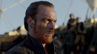 """I Will Rain Holy Hell Down Upon Him"" - Captain Flint's Speech, Black Sails 2x03"