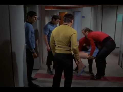 Star Trek - Escape Attempt by Dr. Lester