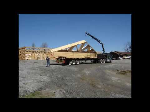 How to Build a BIG Warehouse CHEAP - Really Cheap