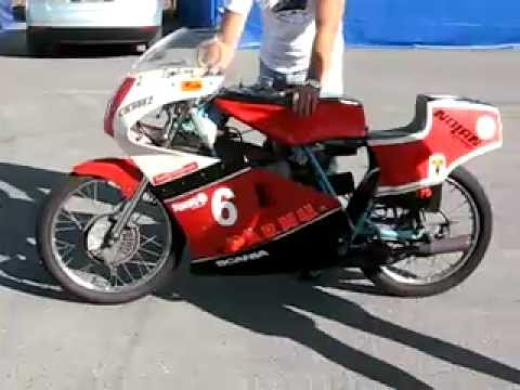 Voshod 175 ShK Racer Warmed Up.