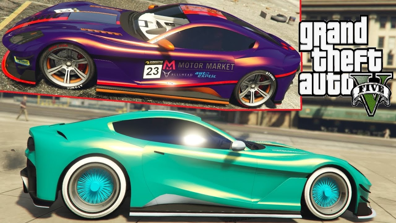 NEW PAINT JOBS I GTA 5 Online I Modded Crew Colors for ...