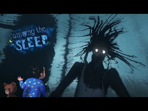 ¡LA MUJER DEL POZO DA MIEDO! - Among the Sleep Enhanced Edition #3 (Horror Game)