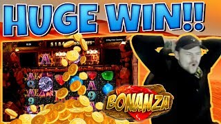 MASSIVE WIN!! Bonanza BIG WIN - Casinodaddy HUGE WIN on Casino Game