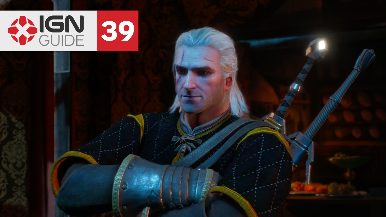 The Witcher 3 Wild Hunt Walkthrough Part 39 The Play S The Thing Pt 2 Youtube