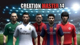 FIFA 14 | Creation Master 14 Tutorial