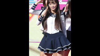 151009 크레용팝 CrayonPop 소율 _ FM _ 직캠 fancam 도시꼬마들의 행복한 축제
