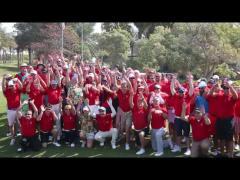 Saadiyat Beach Golf Club Corporate Golf Day