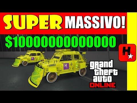 GTA V ONLINE MONEY GLITCH MASSIVO DUPLICAR CARROS DLC CASINO DINHEIRO INFINITO!!
