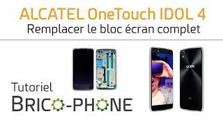 Tutoriel Alcatel OneTouch Idol 4 : remplacer l