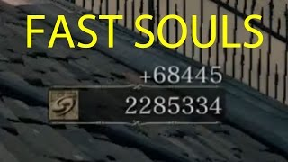 Dark Souls 3 - Fastest Way To Get Souls And Level Up ( Easy Method For Farming Souls )