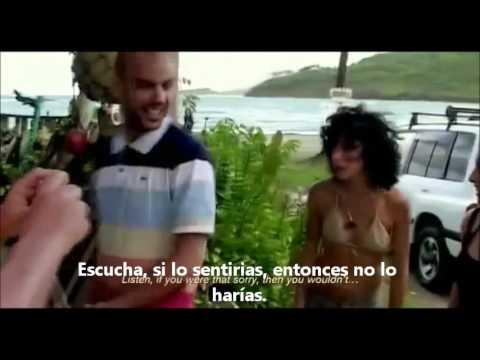 Amy - Mitch visit St Lucia (Sub. Español)