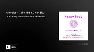 Allergy Relief Therapy - Calm like a Clear Sky (15 min)
