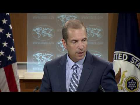US Department Press Briefing - April 26, 2017 - US Department of State
