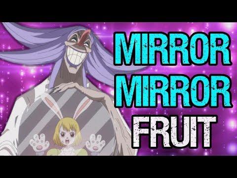 Charlotte Brûlée's Mirror-Mirror Fruit Explained! - One Piece Discussion