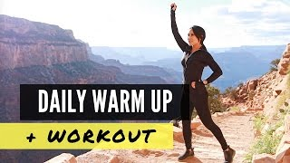 Total Body Warm Up and Full Body Toning with Kelsey Lee