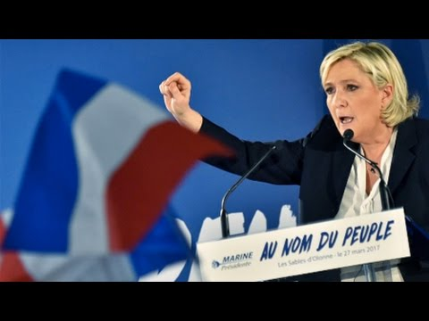 Right-Wing Populism Permeates French Presidential Elections