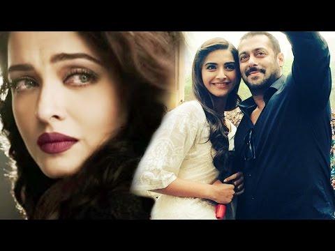SHOCKING | Salman Khan calls Sonam Kapoor MORE BEAUTIFUL than Aishwarya Rai Bachchan!