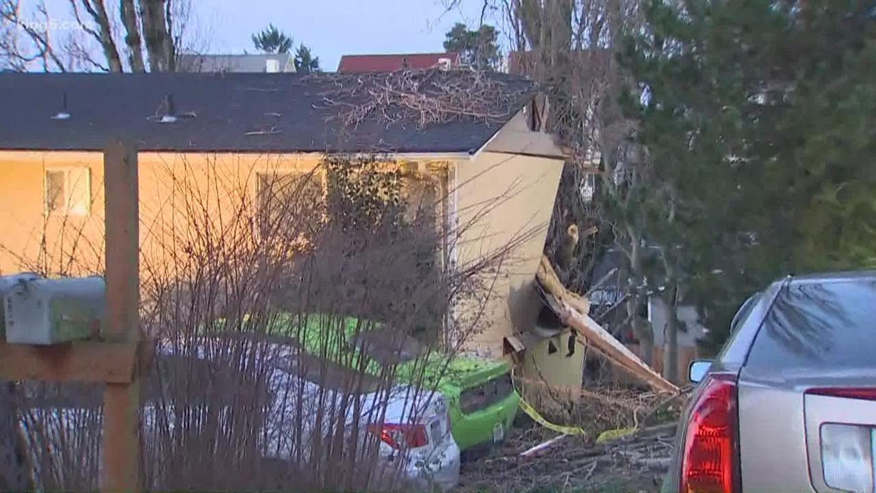 Thousands still without power after Puget Sound windstorm and ...